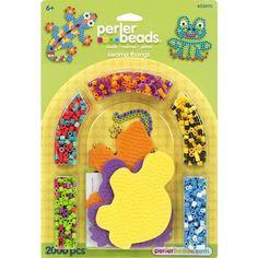 Perler Beads Swamp Thangs Fused Bead Kit Perler