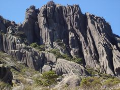 Parque Nacional do Itatiaia - MG e RJ - Pico das Agulhas Negras