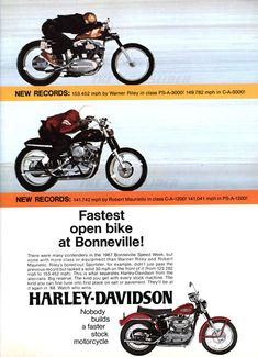 Do you remember when the Harley Davidson Sportster used to be a performance bike? If you're a twenty or thirty something, you won't, but the Sportster used to be quite a high performanc…