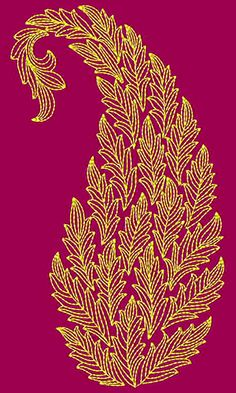 Discover thousands of images about Applique Embroidery Design 20800 Indian Embroidery Designs, Hand Embroidery Design Patterns, Hand Embroidery Videos, Embroidery Stitches Tutorial, Hand Embroidery Flowers, Embroidery Works, Creative Embroidery, Hand Embroidery Patterns, Embroidery Techniques