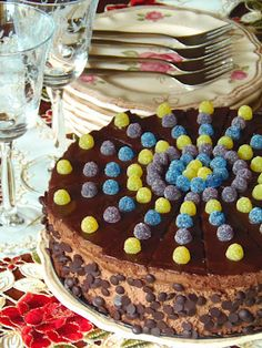 Egyszerű csoki torta