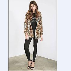 Women Faux Fur Tops (Lined) 2016 – $42.99