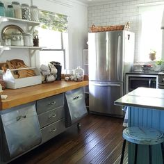 Cutting Board Storage, Cutting Boards, Cottage Kitchens, Interior,  Cuttings, Kitchen Dining, Ps, Cozy, Cook