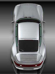 Porsche 3D Alias Model