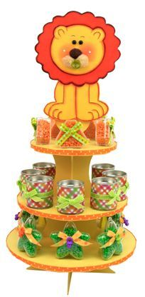 fiesta infantil tematica animales de la selva - Buscar con Google Safari Birthday Party, Jungle Party, Birthday Parties, Birthday Gifts, Baby Shawer, Animal Jam, Safari Theme, Circus Party, Candy Party
