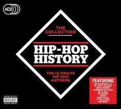 Hip-Hop History: The Collection (2017) [4CD] Hip-Hop History The Collection Year Of Release: 2017 Genre: Hip-Hop Format: Flac, Tracks / Scene Bitrate: lossless Total Size: 1.9 GB 01. Afrika Bambaataa 2017 Lossless, LOSSLESS, Various Artists Hip-Hop History: The Collection - WRZmusic