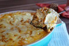 Receita de Arroz de forno com carne e queijo passo-a-passo. Acesse e confira todos os ingredientes e como preparar essa deliciosa receita!