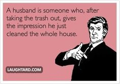 What is a husband #funny #haha #lol #laughtard #funnypics #husband