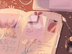 𝓛𝓲𝓷 - Anime Gifs Art by Aesthetic Gif, Aesthetic Backgrounds, Aesthetic Wallpapers, Aesthetic Dark, Aesthetic Pastel, Aesthetic Grunge, Aesthetic Vintage, Casa Anime, Anime Gifs