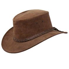 f45f6796072 Our Spring Sale has been extended. The leather COLONIAL HAT in Mahogany  from Kakadu Traders