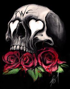 f9e5ec85e76 Skull love