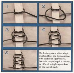 Best 12 cord and button bracelet tutorial (the little line of square knots is decorative and also makes it adjustable) – SkillOfKing. Survival Bow, Survival Weapons, Survival Tools, Survival Knife, Paracord Knots, Paracord Bracelets, Paracord Knife Handle, Knots Guide, Overhand Knot