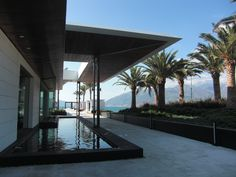 The Lido Pool at Porto Montenegro designed by RHE.