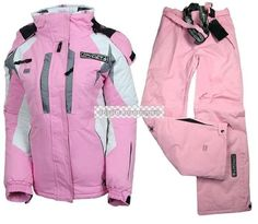 Black Friday - Pink Woman's ski suit Coat + Pants snowboard Windproof waterproof Clothing