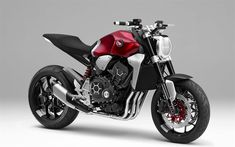 Download wallpapers Honda Neo Sports Cafe, 2018, sportbike concept, 4k, sports motorcycles, Japanese motorcycles, Honda