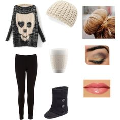 """""""Winter Weekend"""" by jennifer-lord-smith on Polyvore"""