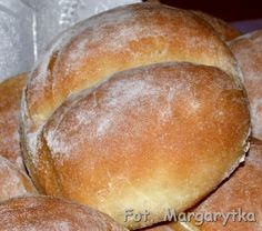 Bread Recipes, Cake Recipes, Pan Bread, Polish Recipes, Bread Rolls, Dinner Rolls, Good Food, Food And Drink, Biscuits