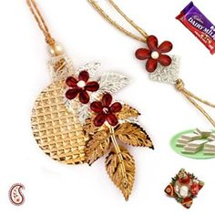 Send Rakhi to India by online Rakhi delivery and bring smile on your brother's face!