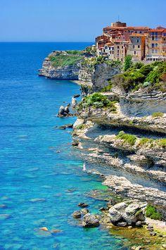 Corse du Sud, Bonifacio, France