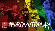 Youtube publicó un video #ProudToPlay donde muestra su apoyo a deportistas gay, con ayuda de personalidades famosas, así como de otros atletas. Demostrando su solidaridad para concientizar al público a no discriminar a personas con preferencias sexuales distintas. #miguelbaigts #guru