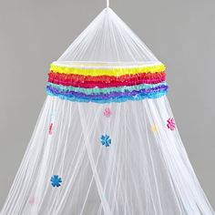 163 12 49 Childrens Girls Bed Canopy Mosquito Fly Netting Net