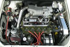 Supercharger Classic Mini, Classic Cars, Turbo Motor, Mini Morris, Ultimate Garage, Mini Stuff, Mini Coopers, Car Engine, Car In The World
