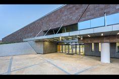 Bobotis+Bobotis Architects Private Sector, Under Construction, The Expanse, Entrance, Pergola, Museum, Mansions, Interior Design, Architecture