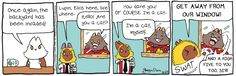Breaking Cat News by Georgia Dunn for Jun 23, 2017   Read Comic Strips at GoComics.com