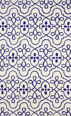 Heritage Blue Vincent Area Rug