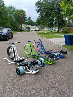 Two seater drift trikes – Motorcycles Ideas Bike Drift, Drift Trike Frame, Trike Bicycle, Trike Motorcycle, Drift Trike Motorized, Electric Drift Trike, E Quad, Diy Go Kart, Custom Trikes