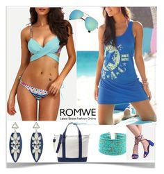 """8#Romwe"" by kivericdamira ❤ liked on Polyvore"
