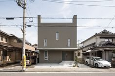 Tuneful House – FORM / Kouichi Kimura Architects (Shiga, Japón) #architecture