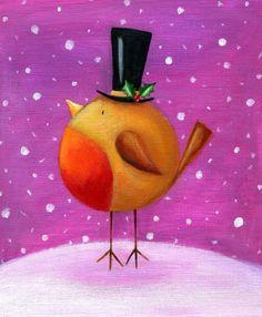 Ileana Oakley - christmas snow robin.jpg