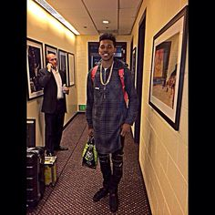 x-lakers24-7:  Nick Young.  Swaggy P!!!!! :-)