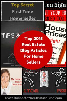Top 2015 Real Estate Blog Articles For Home Sellers - http://www.rochesterrealestateblog.com/top-real-estate-blog-articles-from-2015/ via @KyleHiscockRE #realestate #homeselling #blogging