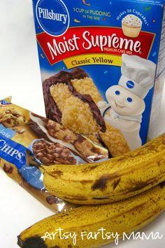 Banana Nut Cake From Yellow Cake Mix