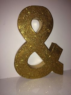 Kate Spade Inspired 12 Ampersand by DropDeadGlitz on Etsy, $16.00