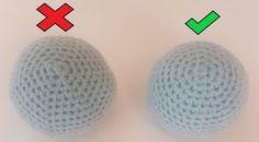 Polære koordinater? Cartesisk koordinatsystem? Zenith vinkler? Bare rolig du behøver ikke vide hvad det betyder, kun at vi har brugt matematikken til at skabe perfekte matematisk korrekte hæklede kugler. Find dem hos Danske Hækleopskrifter.