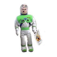 Toy Story 8 Buzz Lightyear Plush Doll @ niftywarehouse.com #NiftyWarehouse #Toy #Story #Movie #ToyStory #Pixar