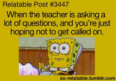 Especially if it is questions from a topic you learned two years ago