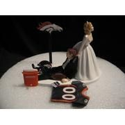 ThanksDenver Broncos Wedding Cake... awesome pin