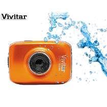 Câmera Filmadora Hd Vivitar Dvr 783hd Prova Água Acessórios