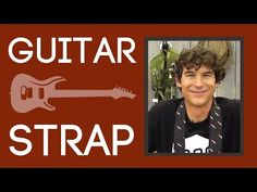 Guitar or Camera Strap: Easy Sewing Tutorial with Rob Appell of Man Sewing - YouTube