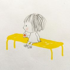 Jane Massey #dailydoodle #juice #janemasseyillustration