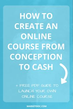 Are you struggling to generate money from your blog? Read this step-by-step guide to learn how to launch your own online course.