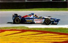 1996 GP Australii (Pedro Diniz) Ligier JS43 - Mugen Honda