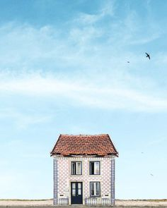Lonely House Project photography series Manuel Pita aka Sejkko