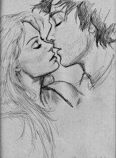Картинка с тегом «love, kiss, and couple»