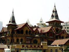 Ohel Moshe Synagogue in Shanghai China