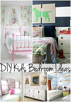Fun Kids Bedrooms -